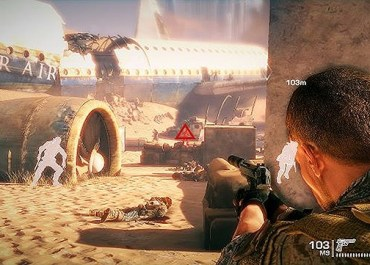 Spec Ops:The Line - The Journey