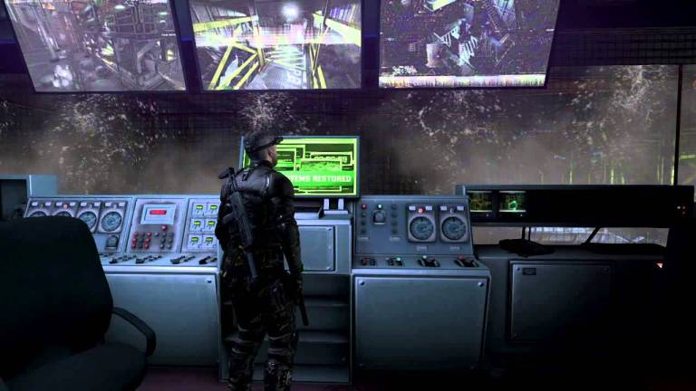 Splinter Cell: Blacklist - Liquid Natural Gas Plant Demo