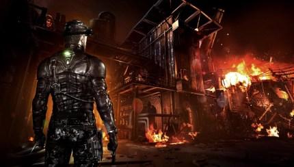 Splinter Cell: Blacklist - The Blacklist Begins