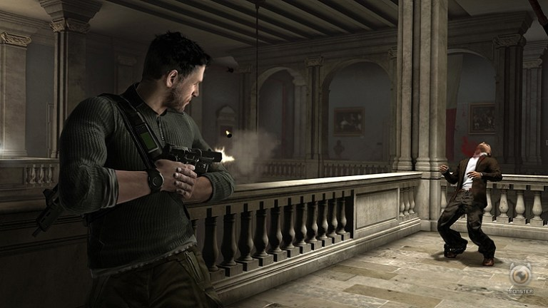 Splinter Cell: Conviction Preview