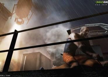 Splinter Cell Double Agent Trailer