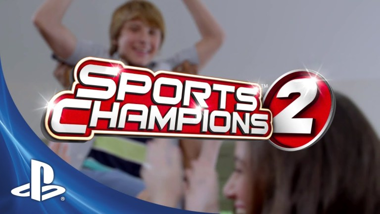 Sports Champions 2 - Announcement Trailer