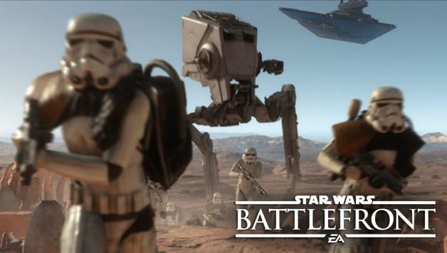 Star Wars: Battlefront - Co-op gameplay trailer E3 2015