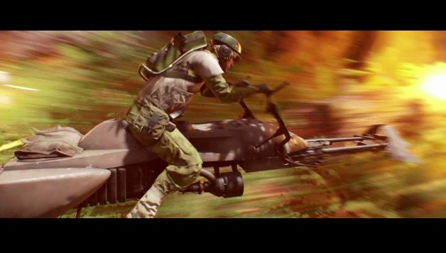 Star Wars: Battlefront - Gameplay & Dev Diary