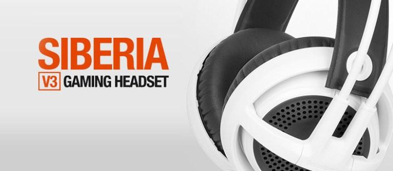 SteelSeries Siberia V3 Headset Review