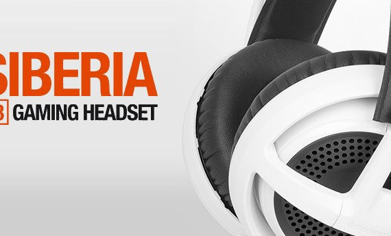 SteelSeries Siberia V3 Headset Review