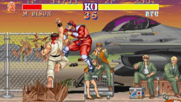 Street Fighter II' HF Patched