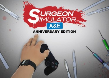 Surgeon Simulator - Anniversary Edition Coming to PlayStation 4