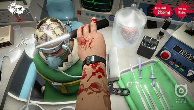 Surgeon Simulator: Anniversary Edition Review