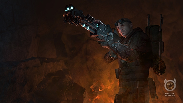 THQ Cuts The Cord On The Red Faction Series