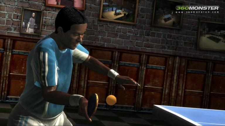Table Tennis Demo Coming Soon