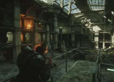 The Coalition details Gears of War: Ultimate Edition tweaks
