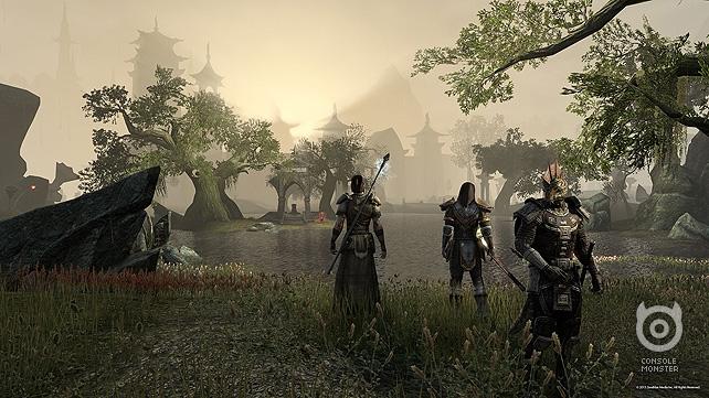 The Elder Scrolls Online should still hit consoles this year