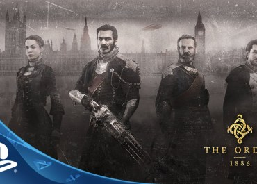 The Order: 1886 - Gamescom 2014 Gameplay Trailer