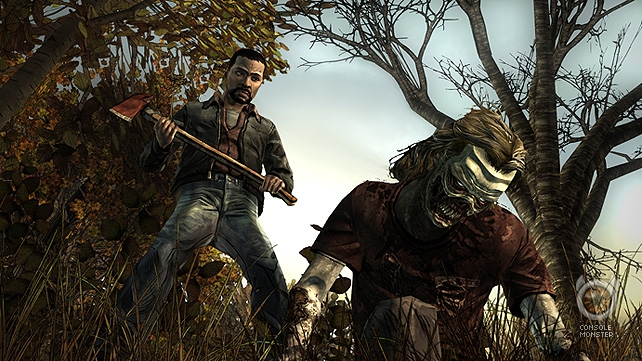 The Walking Dead: Episode 3 dated