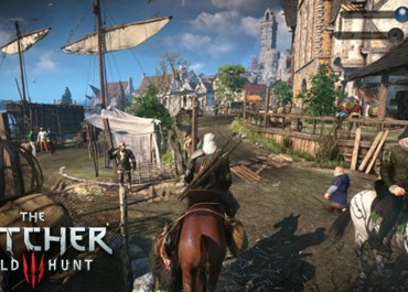 The Witcher 3: Wild Hunt  - 37 Minutes of Gameplay