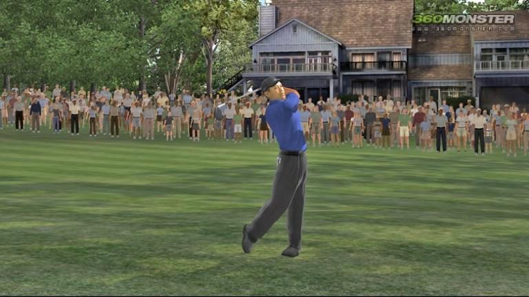 Tiger Woods 07 Media & Details