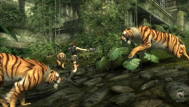 Tomb Raider: Underworld Preview