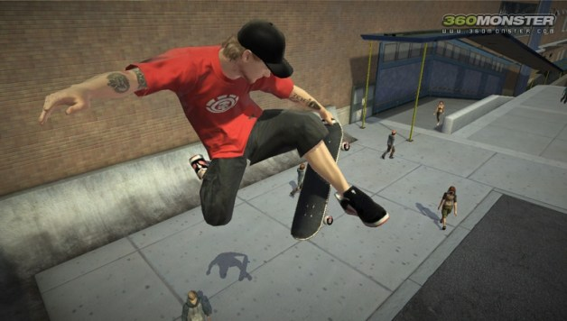 Tony Hawks Project 8 Review