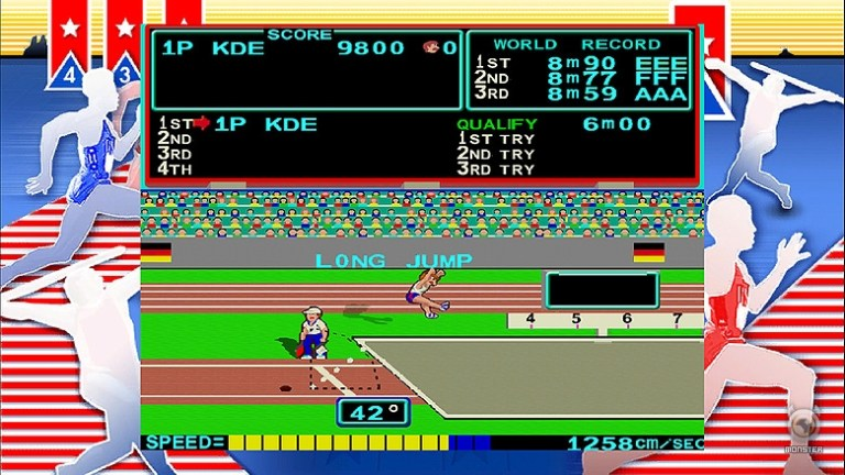 Track & Field Review