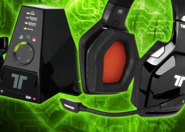 Tritton Warhead 7.1 Wireless Surround Headset Review