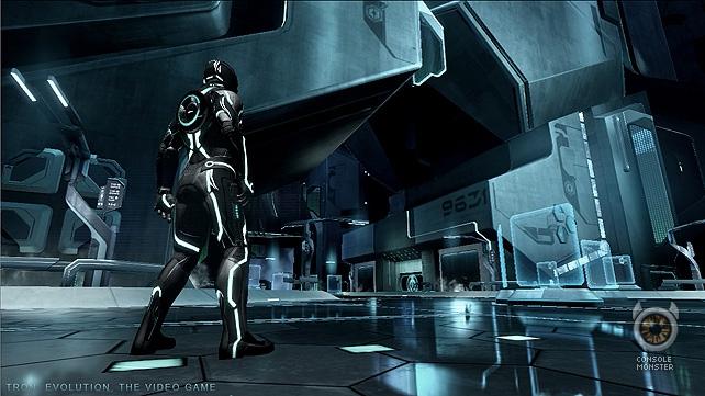 Tron Evolution - Multiplayer Gameplay