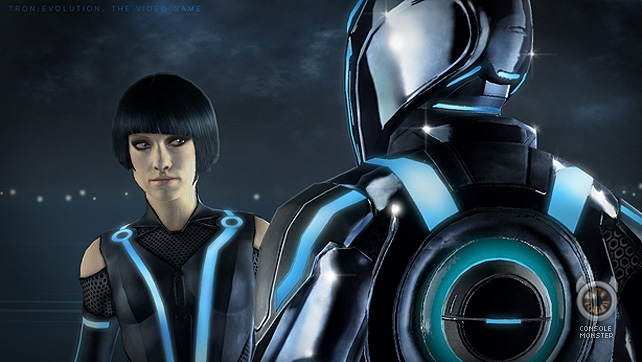 Tron Evolution - The Art of TRON: Evolution