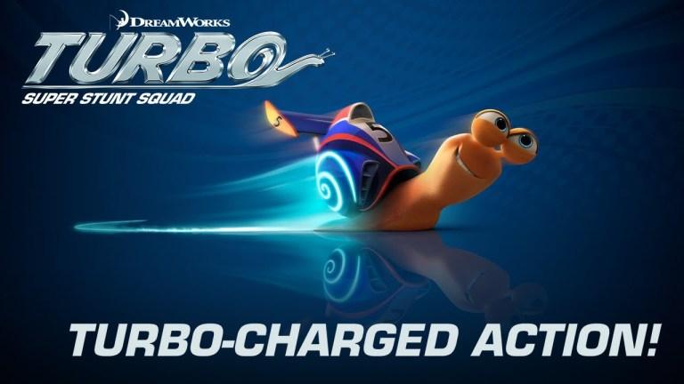 Turbo: Super Stunt Squad - Gameplay Trailer