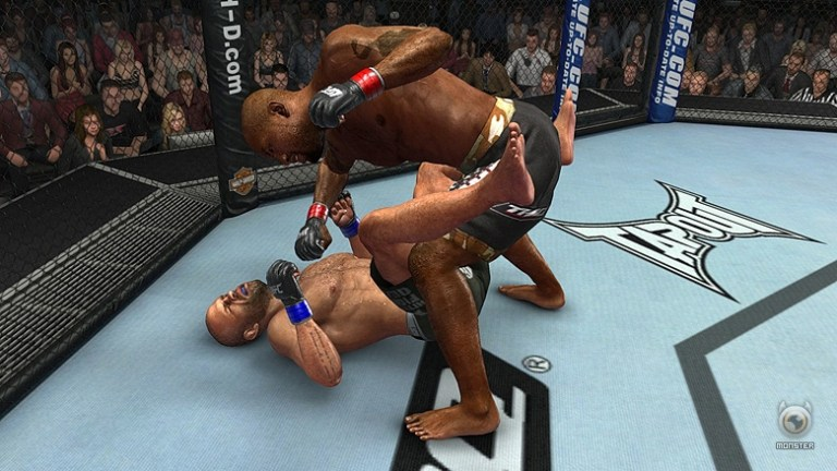 UFC 2009 Undisputed (360) Review