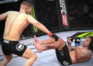 UFC - Bruce Lee Reveal