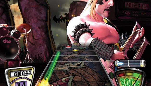 UK release date for Guitar Hero II