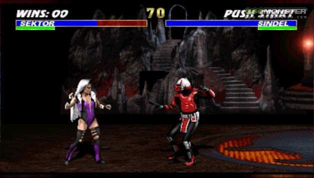 Ultimate Mortal Kombat 3 on XBLA NOW! Update3