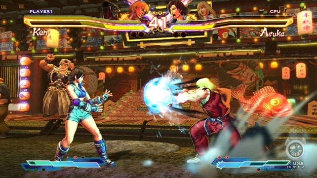 Ultra Street Fighter IV Hits PS4 Today