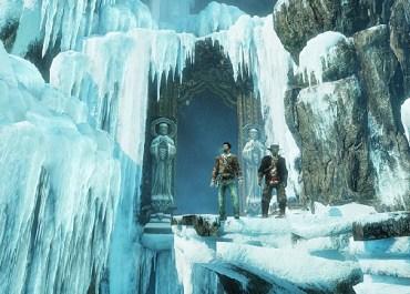 Uncharted 2 receives hefty update
