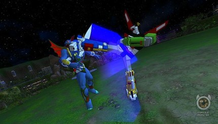 Voltron: Defender of the Universe to Hit XBLA