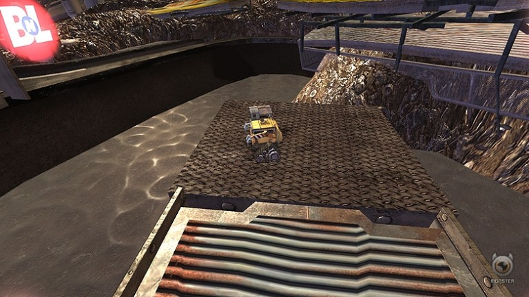 Wall-E: The Video Game (360) Review