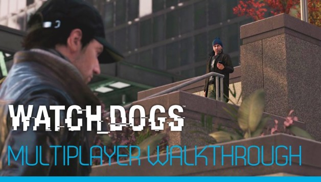 Watch Dogs - 9 Minutes Multiplayer Gameplay