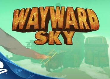 Wayward Sky - E3 2015 Trailer