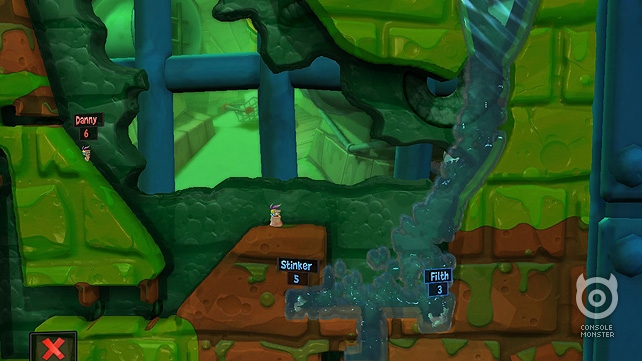 Worms Revolution Collection Review