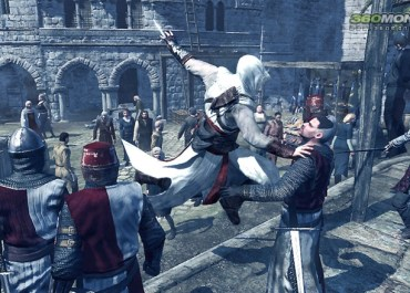 X06 Briefing: Assassin's Creed Demo Video