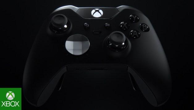 - Xbox Elite Wireless Controller
