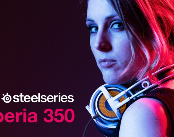 SteelSeries Siberia 350 Headset Review