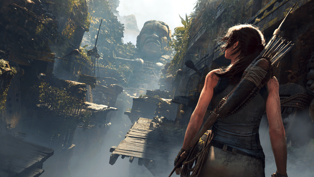 Shadow Of The Tomb Raider Definitive Edition Is A Tomb Worth