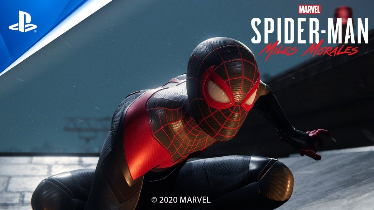 Marvel's Spider-Man: Miles Morales – Gameplay Demo