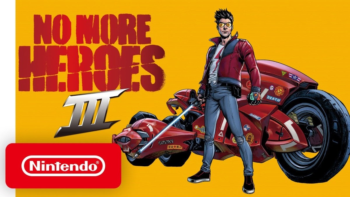 No More Heroes take over Nintendo Direct