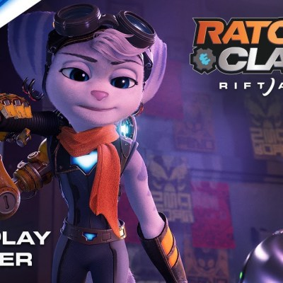 Ratchet & Clank: Rift Apart – Gameplay Trailer