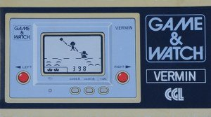 Buy Nintendo Game And Watch Vermin MT 03 Boxed For Sale At