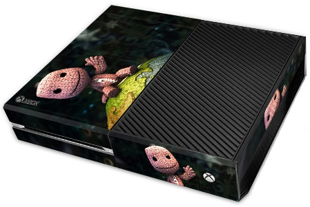 Microsoft XBox One Skin Little Big Planet