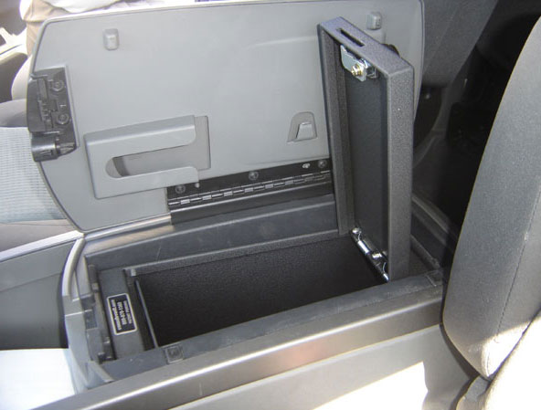 Dodge Ram Floor Console