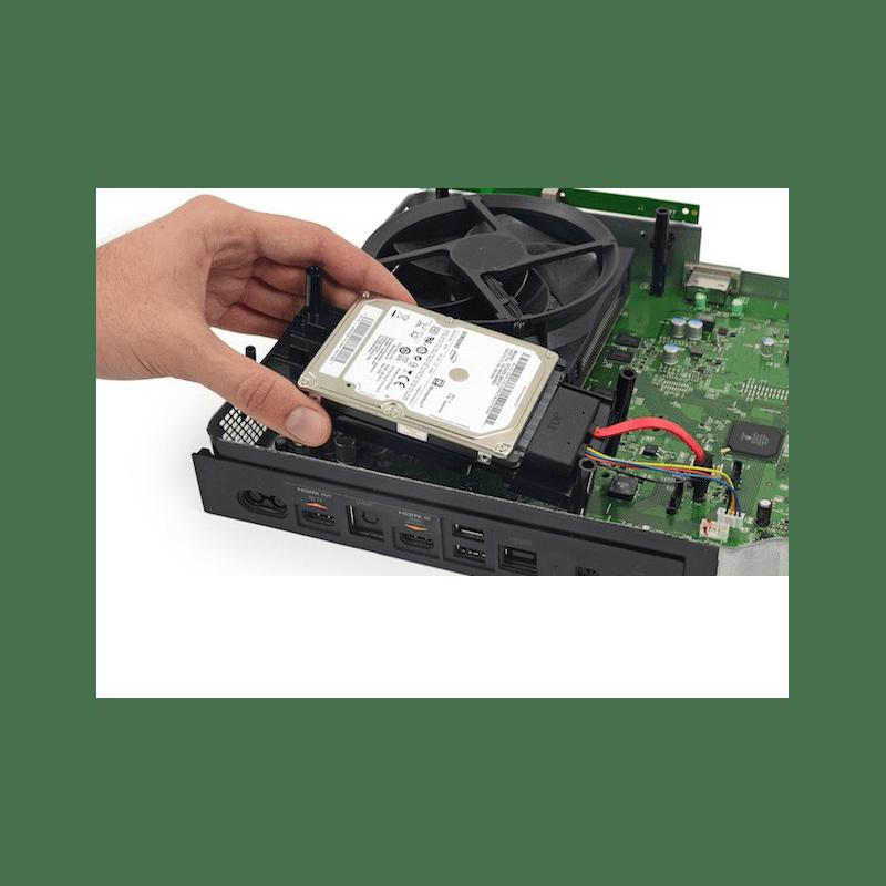 Xbox One Hard Disk Upgrade ServiceBigger Hard DiskBoltonUK